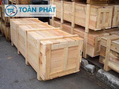 Hàng hóa chuyển đi tại Chành xe Nha Trang